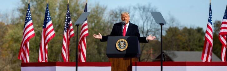 Трамп розповів, коли визначиться з участю в наступних президентських виборах у США