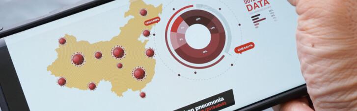 Коронавирус в стиле Hi-Tech. Как технологии помогают бороться с ажиотажем вокруг эпидемии
