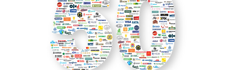 Топ-50 кращих компаній року