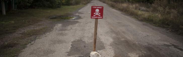 На Донбасі за минулий тиждень знешкодили понад сто вибухонебезпечних предметів (ФОТО)