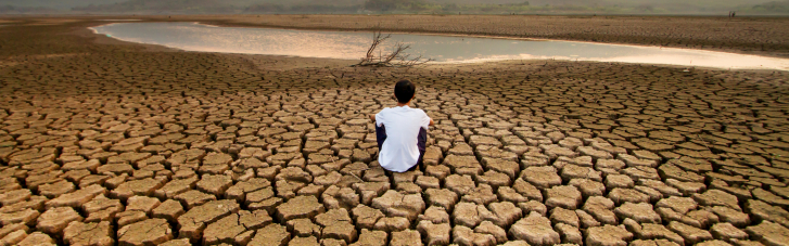 Управління водою. Як людство буде рятувати себе від посухи і спраги