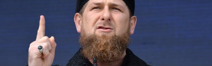 """Кадыров заявил, что """"неизвестный мужчина"""" Уруский сам подошел к нему перед фотографированием"""