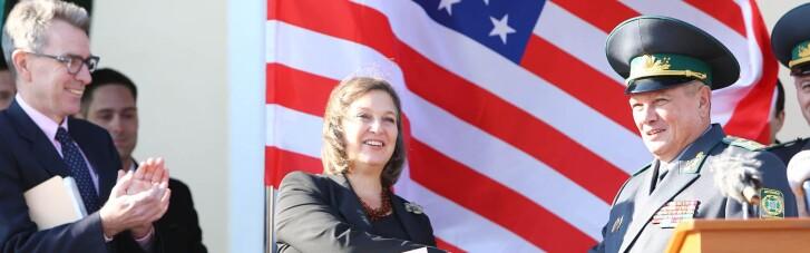 Сенат США затвердив кандидатуру Нуланд на посаду заступника держсекретаря