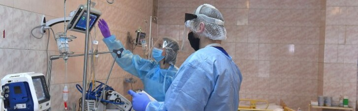 На Прикарпатті відкриють перший в Україні мобільний госпіталь для хворих на COVID-19
