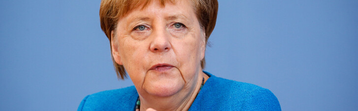 Меркель підтримує продовження транзиту російського газу через Україну