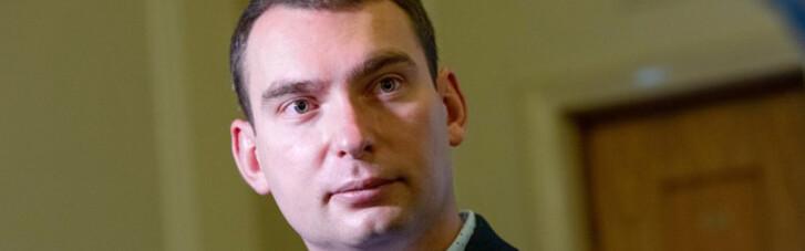"""Новый глава фракции """"Голоса"""" Железняк:  В Раде есть достаточная поддержка Витренко для назначения министром"""