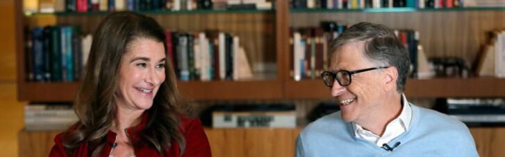 Білл Гейтс розлучається з дружиною: пробули разом 27 років