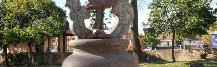 Памятник деруну. О чем спорят украинцы с белорусами и при чем тут Швейцария