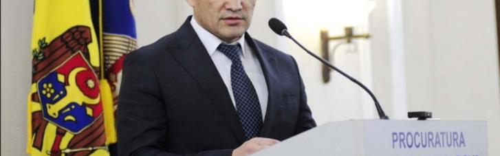 Генпрокурору Молдови дали місяць домашнього арешту