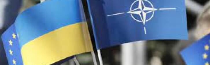 Вступление Украины в НАТО усилит альянс, — Хомчак