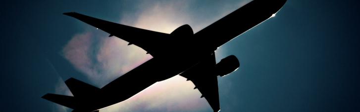 Выбросы СО2 от авиации увеличились из-за необходимости облетать Беларусь
