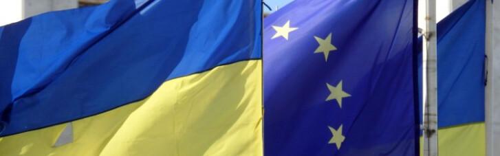 """Украина и ЕС форсировали работу по """"промышленному безвизу"""""""