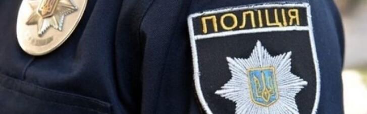 Киевскому полицейскому сообщили о подозрении в избиении прохожего