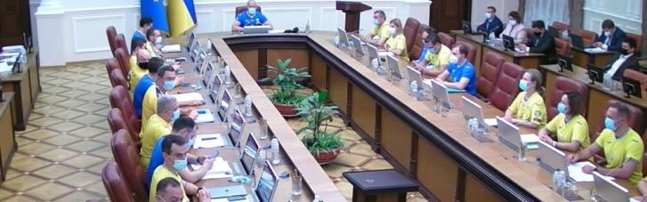 Україна завершує підготовку до впровадження COVID-сертифікатів, — Шмигаль
