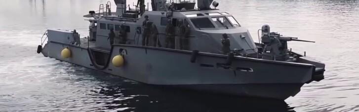 Україна отримає від США нові бойові катери Mark VI