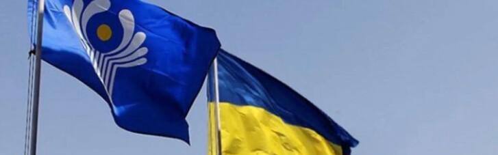 """Україна вийшла з """"авіаційних"""" договорів в рамках СНД"""
