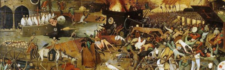 Чумний кінець світу. Які зарази згубили Римську імперію