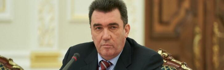 Данілов запевнив, що Україна готова відповісти на ескалацію на кордоні