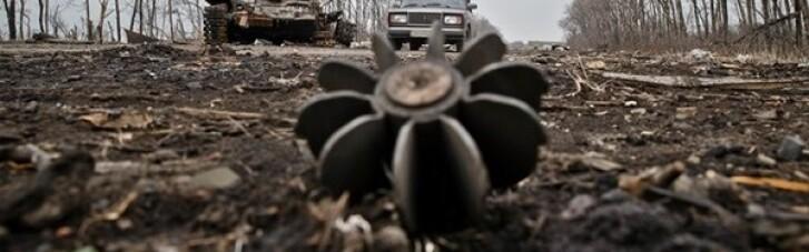 """Бойовики обстрілювали українські позиції з """"важких"""" мінометів"""