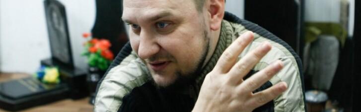 """Павел Паштет Белянский: """"Мы обслуживаем грузы в Крым и в Донецк. Разве деньги важнее человеческой жизни?"""""""