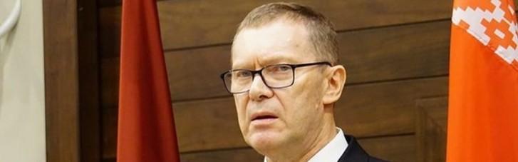 Білорусь висилає всіх латвійських дипломатів на чолі з послом