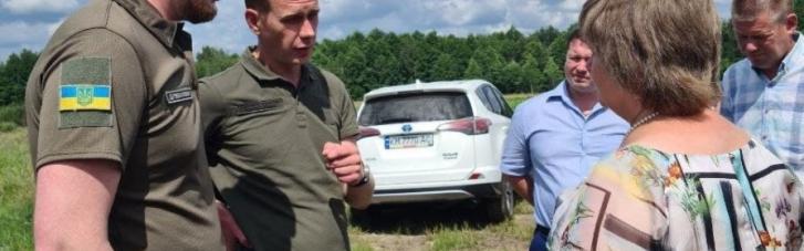 В Держекоінспекції анонсували комплексну експертизу радіоактивно забруднених земель на Житомирщині