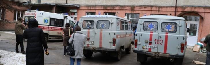 НП в лікарні Чернівців: названо причини смерті двох пацієнтів
