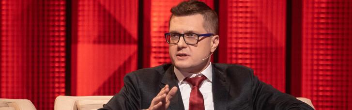 Баканов відреагував на інформацію про співпрацю Стерненка з СБУ