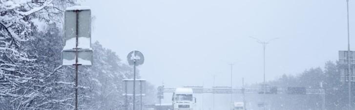 У Кличко решили сегодня закрыть Киев для грузовиков