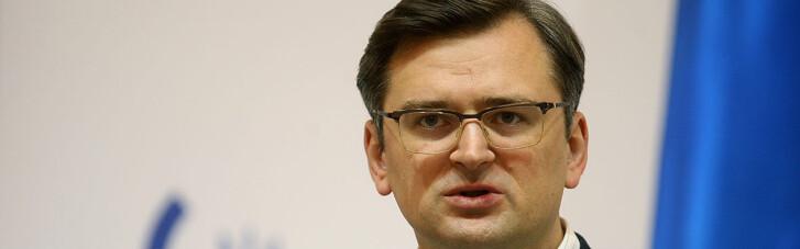 """""""Швидше живі, ніж мертві"""": Кулеба все ще бачить потенціал в мінських переговорах"""