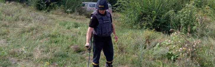 На Миколаївщині відкопали майже 400 старих снарядів (ФОТО)