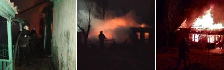 У Затоці невідомі спалили базу відпочинку (ФОТО)