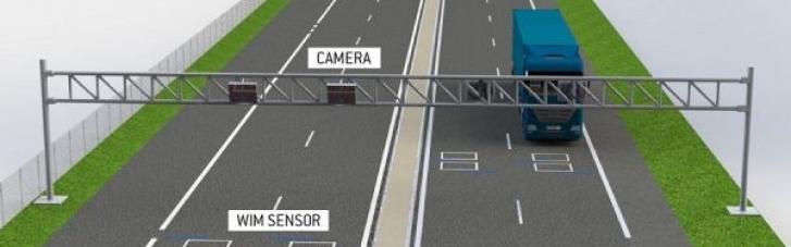 """До кінця року встановлять більше 100 систем автоматичного зважування для захисту доріг """"Великого будівництва"""""""