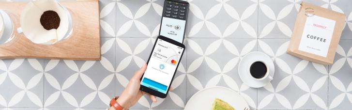 Кожна друга безготівкова оплата в Україні – це цифрова оплата з NFC  або онлайн