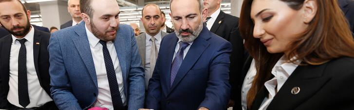 ВВП Армении вырос на 8%. Что сделал Пашинян, чего не может сделать Гончарук