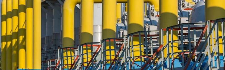 Украина существенно увеличила импорт газа