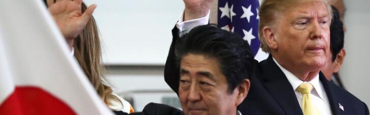 Меркантильний мілітаризм. Трамп штовхає Японії до створення суперармии