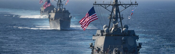 Осторожность или игра вдолгую? Почему США передумали отправлять эсминцы в Черное море