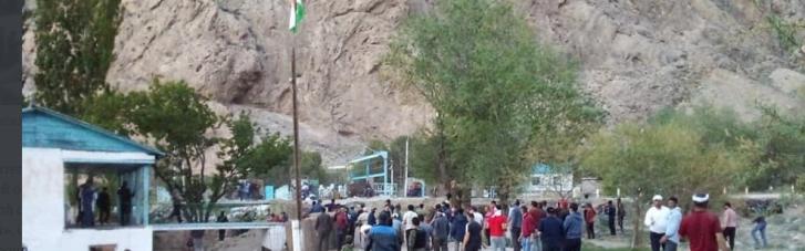 Конфлікт на кордоні Киргизстану та Таджикистану: є загиблі, в тому числі дитина
