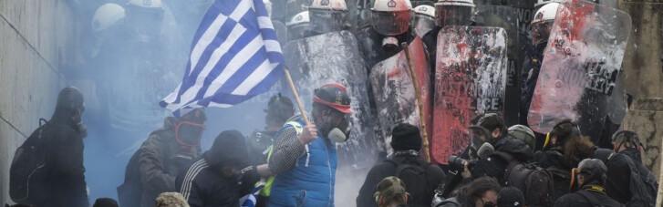 Македонська пастка. Як Ціпрас розплачується за шашні з Путіним