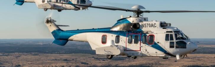 Нацгвардія отримає десять гелікоптерів від Франції