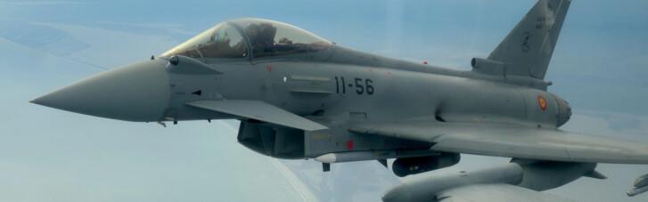 Біля Одеси авіація НАТО провела бойові навчання (ФОТО)