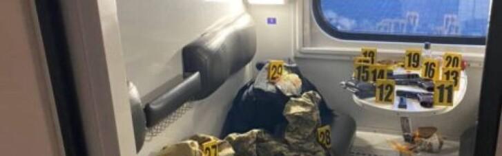 Стрілянина в поїзді: одному офіцеру оголосили про підозру (ФОТО)