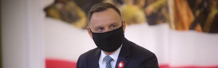 Вступление Украины в НАТО обсудят на саммите в июне, — Дуда
