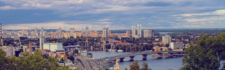 Локдаун в Киеве: на дорогах — многокилометровые заторы