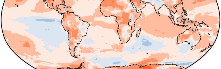Глобальное потепление: 2020 побил прошлогодний рекорд и стал одним из самых жарких в истории