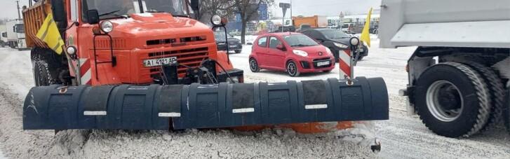 Непогода в Украине: еще в четырех областях ограничили движение грузовиков