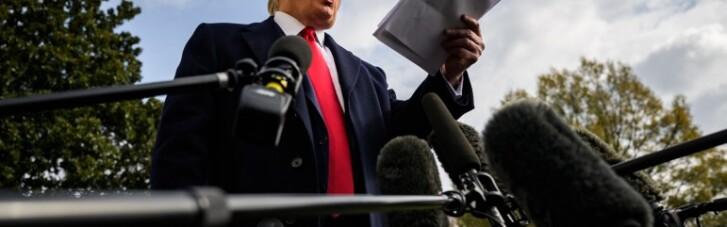 Покінчити з СОТ. Навіщо Трамп захищає відсталі режими