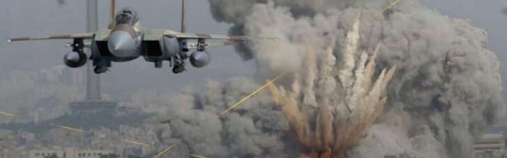 Російська авіація атакувала мирних жителів Сирії, є загиблі і поранені (ФОТО)