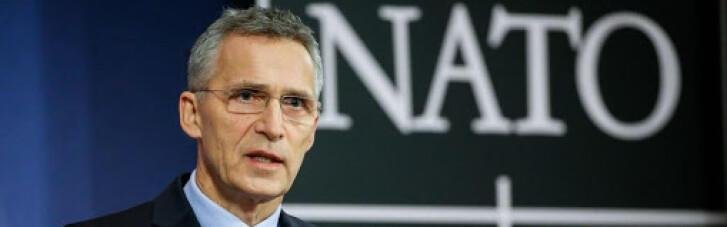 НАТО напоготові: Столтенберг не виключив посилення східного флангу Альянсу